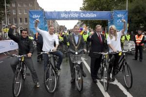 SKY Ride Dublin 2011